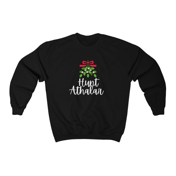 Hunt Mistletoe Sweater