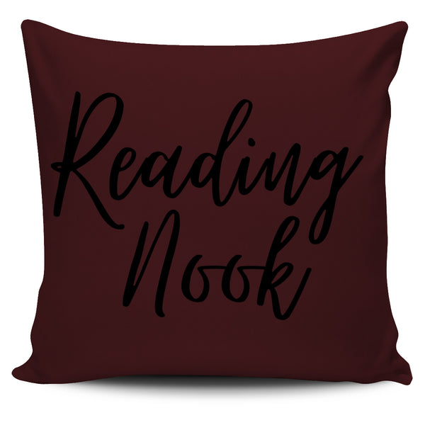 Autumn Reading Nook Pillow Covers