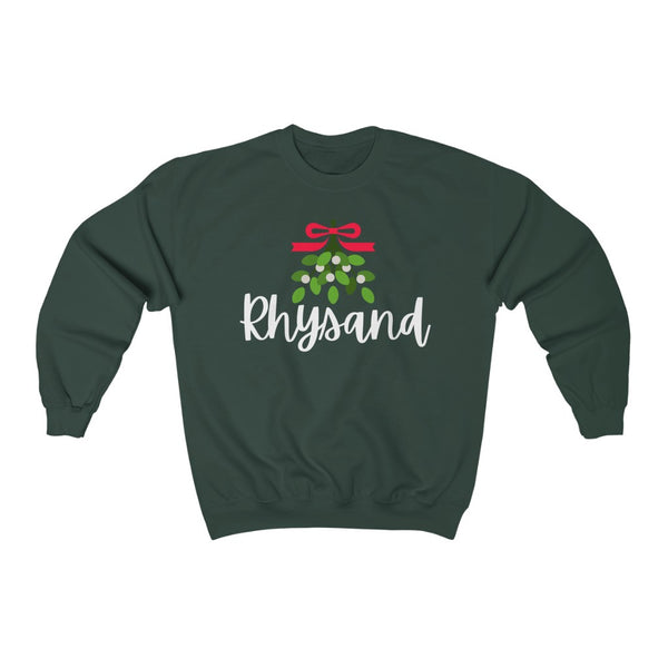 Rhysand Mistletoe Sweater