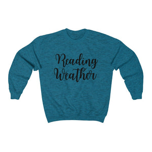 Reading Weather Sweater
