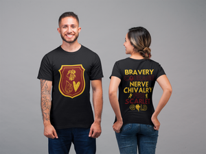 Gryffindor Pride Inspired T-shirt - A Bookish Haven