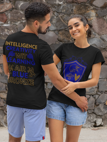 Ravenclaw Pride Inspired T-shirt - A Bookish Haven