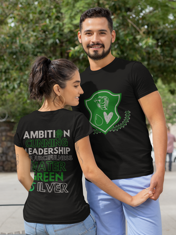 Slytherin Pride Inspired T-Shirt - A Bookish Haven