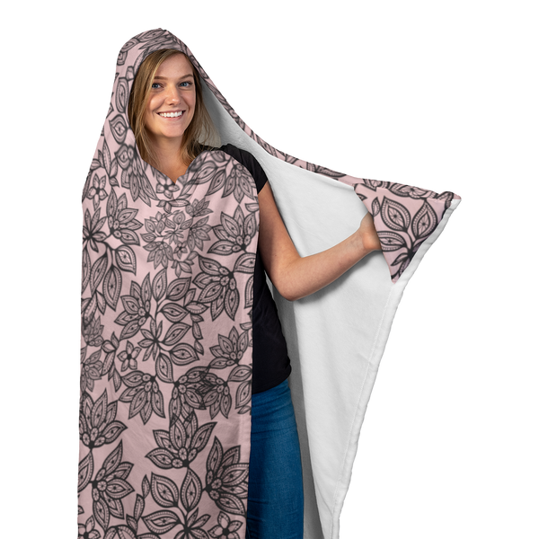 GrishaVerse Hooded Blanket