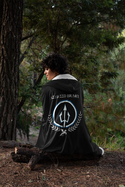 Percy Jackson Hooded Blanket