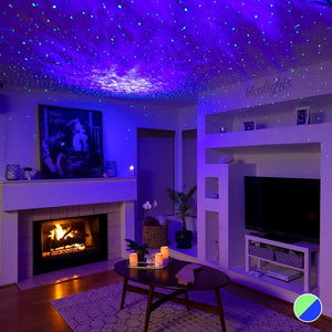 Bookish Sky Galaxy Light Projector