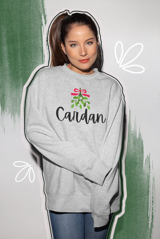 Cardan Mistletoe Sweater
