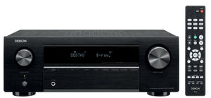 DENON AVR-X1600H | JBL Cinema 510 Package