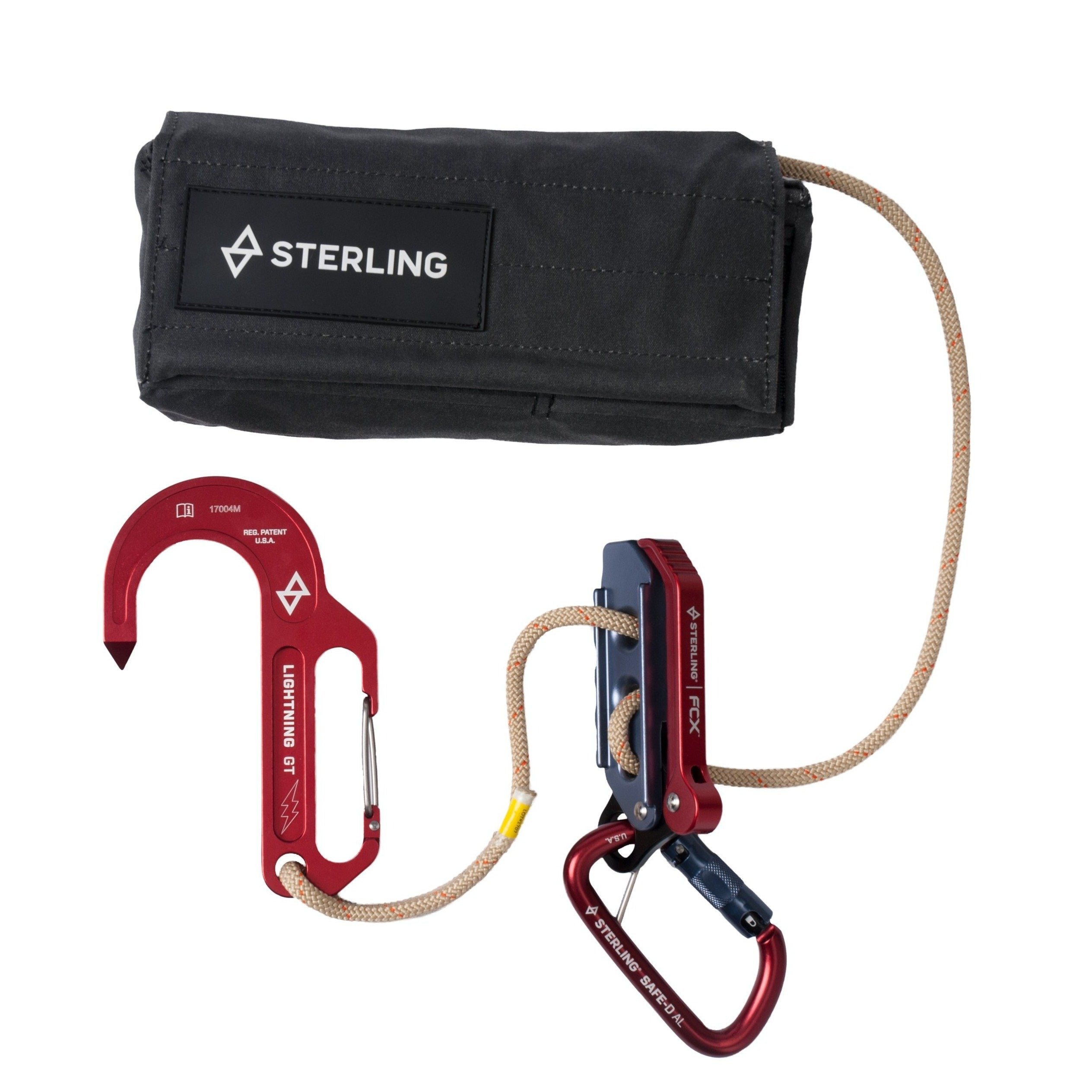 Sterling FCX SafeTech Hip Escape System