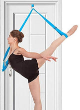Load image into Gallery viewer, Leg Stretcher, Door Flexibility & Stretching Leg Strap - Great for Ballet Cheer Dance