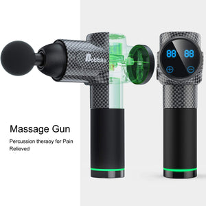 Massage Gun Deep Tissue Percussion Muscle Massage for Athletes