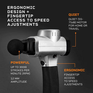 Handheld Percussion Massage Gun - Deep Tissue Massager Gun
