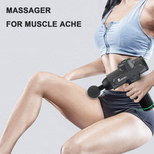 Load image into Gallery viewer, Massage Gun Deep Tissue Percussion Muscle Massage for Athletes