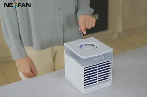 NexFan Ultra: Portable AC with Powerful Cooling