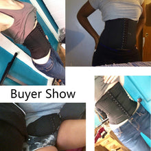 Load image into Gallery viewer, Corset Waist Trainer Shaper Body Shapewear Underbust Tummy Belt