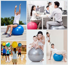 Load image into Gallery viewer, 65cm Exercise GYM Yoga Swiss Ball Fitness