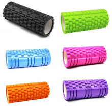 Load image into Gallery viewer, Yoga Column Fitness Pilates Foam Roller Massage