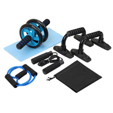 Load image into Gallery viewer, 5-in-1 Muscle Trainer Wheel Roller