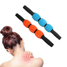 Load image into Gallery viewer, Muscle Roller Stick - Body Massage for Deep Tissue