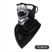 Load image into Gallery viewer, Printing Style Outdoor Scarf Mask Variety Turban Magic Scarves Face Mesh
