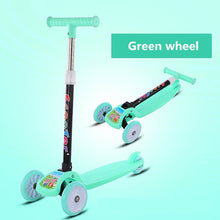 Load image into Gallery viewer, Children's Scooter 3 In 1 Balance Bike Children's Tricycle Car Kick Scooter
