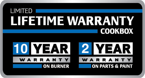 Broil King 10 Year Warranty