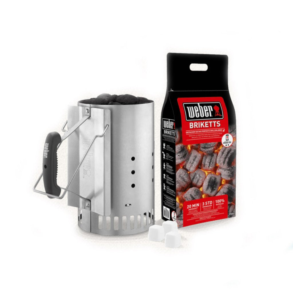 Weber Weber Chimney Starter Set - Creative Outdoor Living