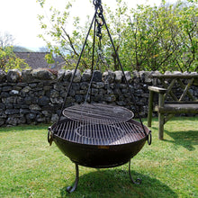 Load image into Gallery viewer, Kadai Swing Grill to fit Kadai - Creative Outdoor Living