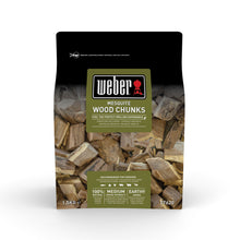 Load image into Gallery viewer, WEBER Weber Wood Chunks 1.5kg - Creative Outdoor Living