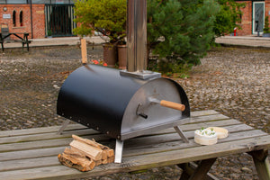 Alfresco Chefs Ember Wood Fired Outdoor Pizza Oven – The Alfresco Chef - Creative Outdoor Living