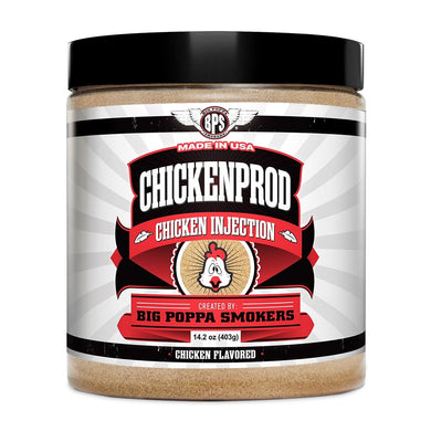 BBQ Gormet Big Poppa Smokers 'Chickenprod' Chicken Injection - 454g - Creative Outdoor Living