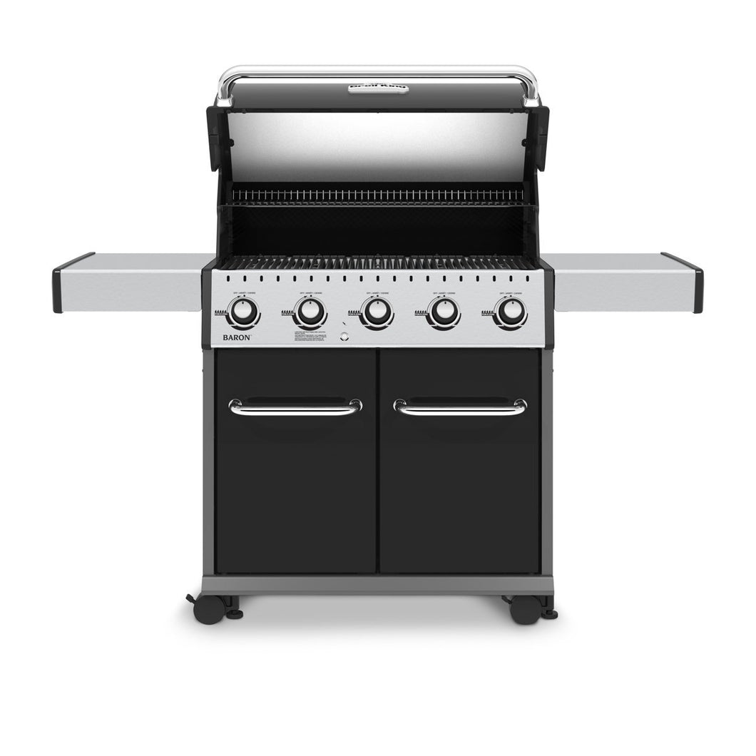 Broil King Broil King Baron 520 Gas BBQ - Creative Outdoor Living