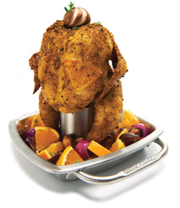 Broil King Broil King Chicken Roaster With Pan - Creative Outdoor Living