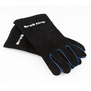 Broil King BROIL KING GRILLING GLOVES - LEATHER - Creative Outdoor Living