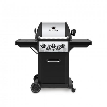 Broil King Monarch 390 Gas BBQ - Creative Outdoor Living