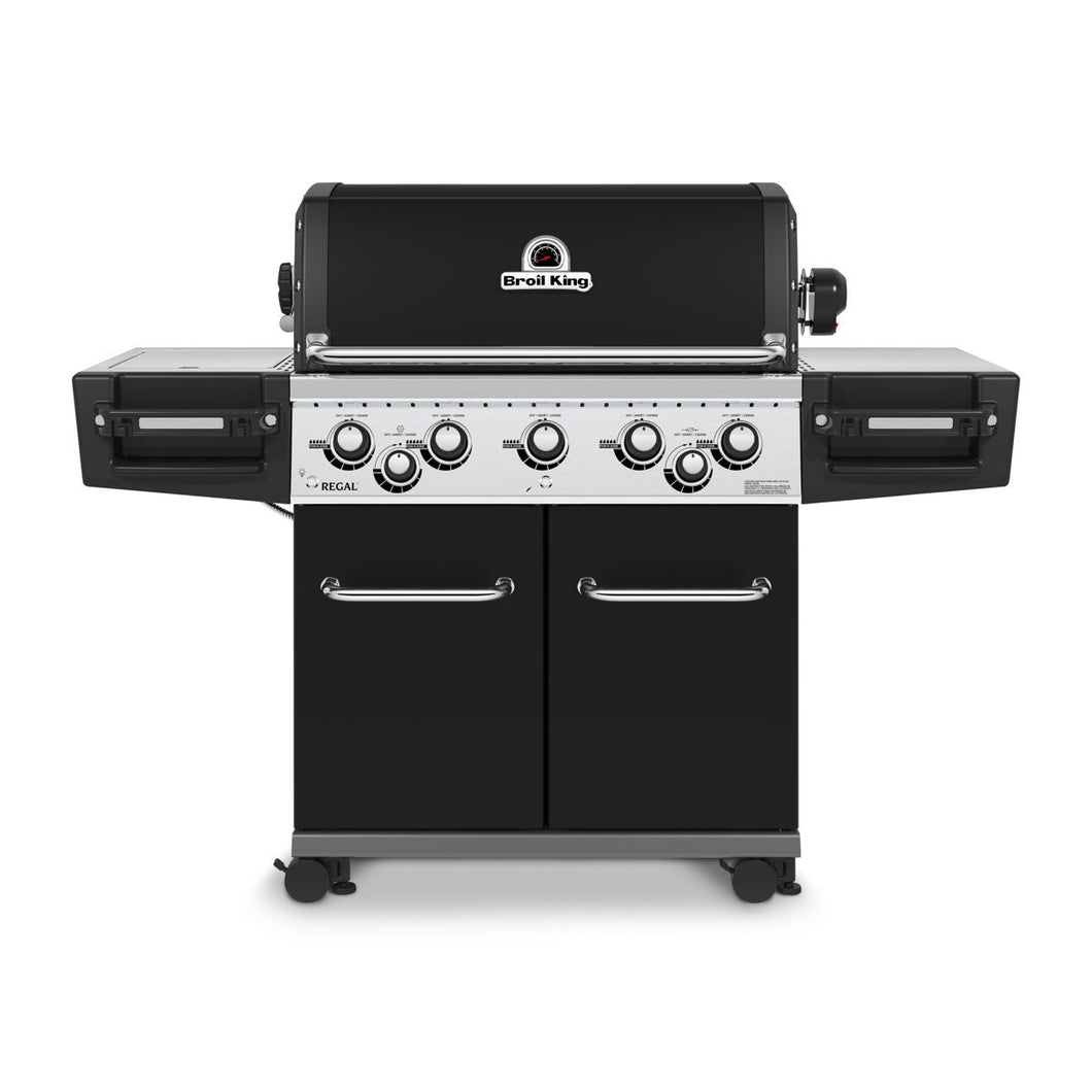 Broil King Broil King Regal 590 Black - Creative Outdoor Living