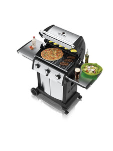 Broil King Broil King Signet 340 Gas BBQ - Creative Outdoor Living