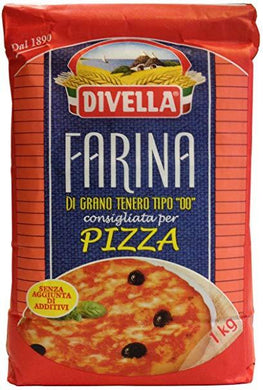 Continential Foods Farrina Pizza Flour 1kg - Creative Outdoor Living