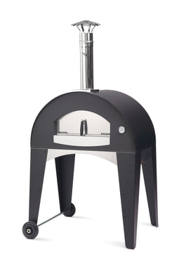 Fontana Amalfi Wood Pizza Oven - Creative Living Rotherham