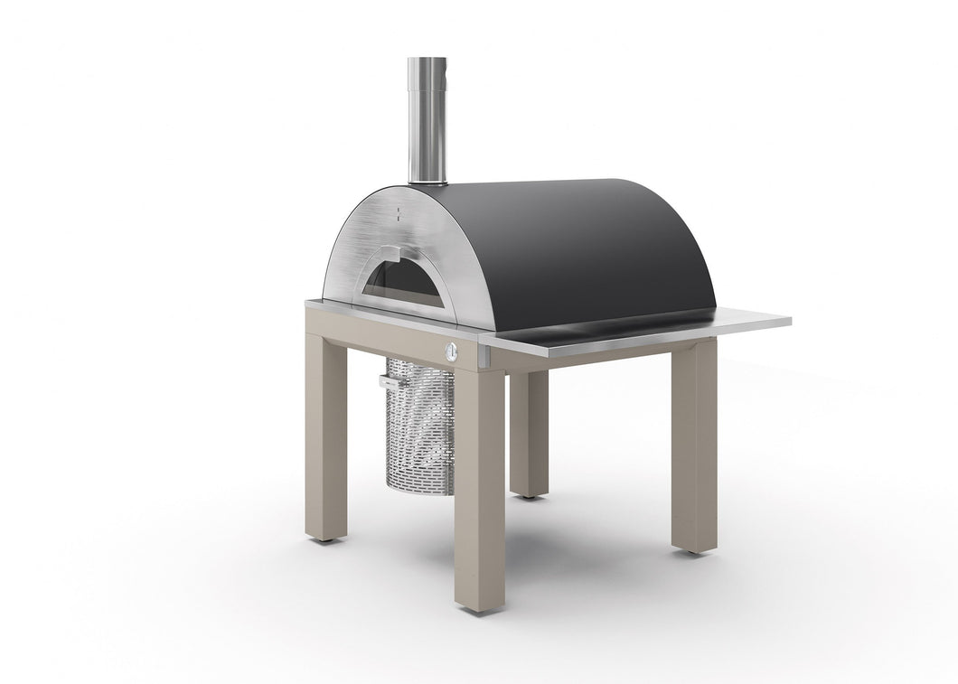 Fontana Fontana Bellagio Wood Pizza Oven Including Trolley - Creative Outdoor Living