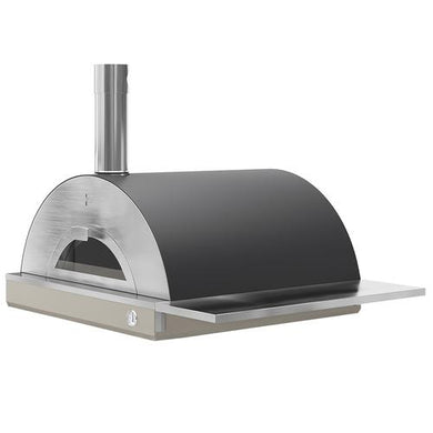 Fontana Fontana Bellagio Wood Pizza Oven Built In - Creative Outdoor Living