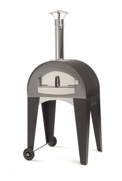 Fontana Fontana Capri Wood Pizza Oven - Creative Outdoor Living