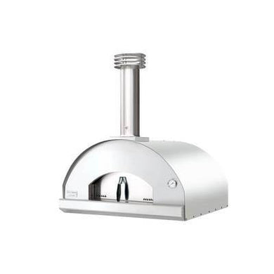 Fontana Fontana Marinara Outdoor Wood Fired Oven Stainless Steel Built In - Creative Outdoor Living
