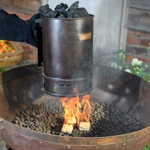 Creative Living Rotherham Kadai chimney starter - Creative Outdoor Living