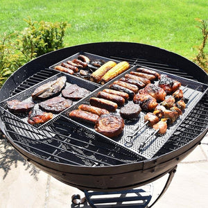 Kadai Set of 3 Grill Trays - Creative Outdoor Living