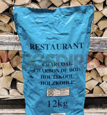 Logs Direct LUMPWOOD RESTAURANT GRADE CHARCOAL 12KG - Creative Outdoor Living