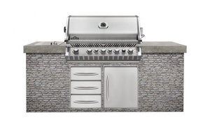 Napoleon Napoleon Built In Prestige Pro 665 - LPG - Creative Outdoor Living