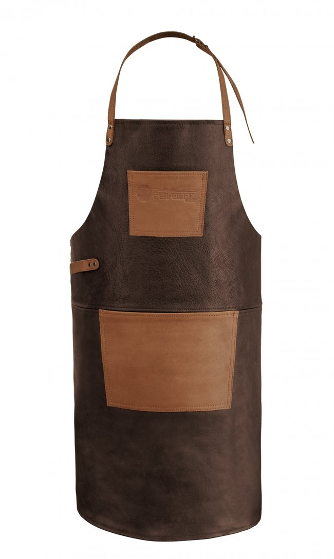 Petromax Petromax Leather Apron with Neck Strap AB-B - Creative Outdoor Living