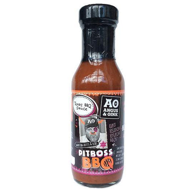 Angus and Oink PitBoss Texas BBQ 300ML - Creative Outdoor Living