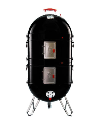 Pro Q ProQ Excel Charcoal BBQ Smoker V4 - Creative Outdoor Living